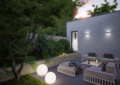 Villa Montés Lounge