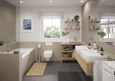 Bad Wiessee Badezimmer